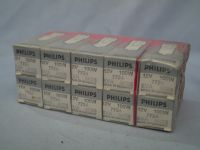 12v 100w M28 Philips Projector Bulb X 10 -UNUSED- £14.99